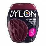 plum red - dylon pods