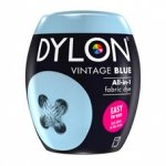 Vintage blue - dylon pods