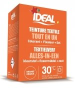 Oranje - Ideal  textielverf