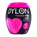 Passion pink - dylon pods