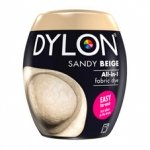 sandy beige - dylon pods