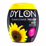 Sunflower yellow - Dylon pods