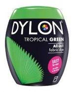 Tropical green - dylon pods
