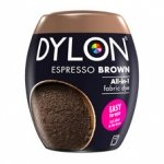 Espresso Brown - dylon pods